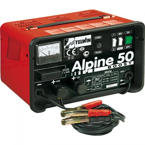 Alpine 50 Boost