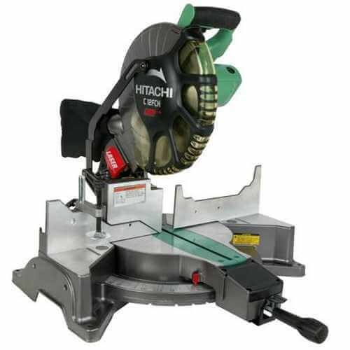 C12FCH (12″) Compound Mitre Saw