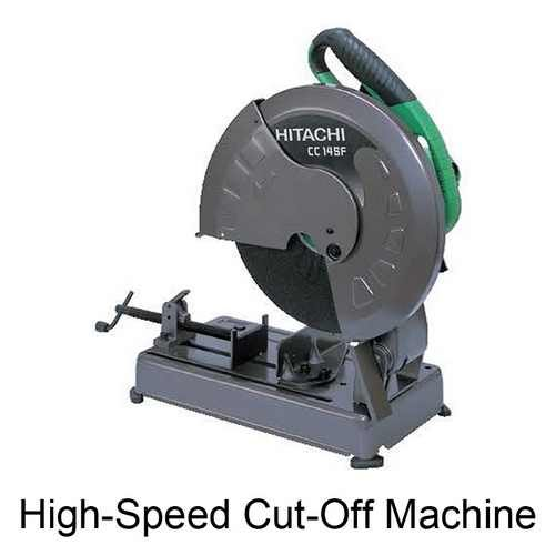 High-speed Cut-off Machine