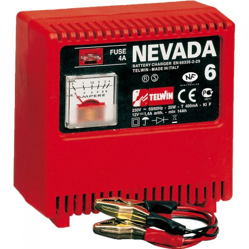 Nevada 6 Battery Charger