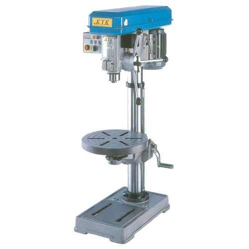 KTK Manual Feed Electrical Drilling & Tapping Machine
