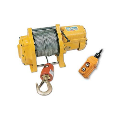 COME UP CWL-200L Compact Winch