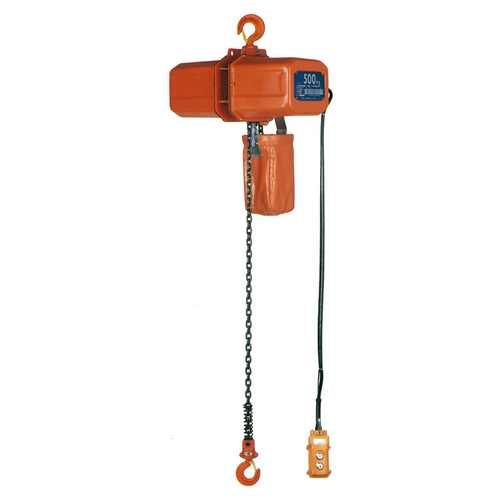 ECC4 Single-phase Suspension Type Electric Chain Hoist
