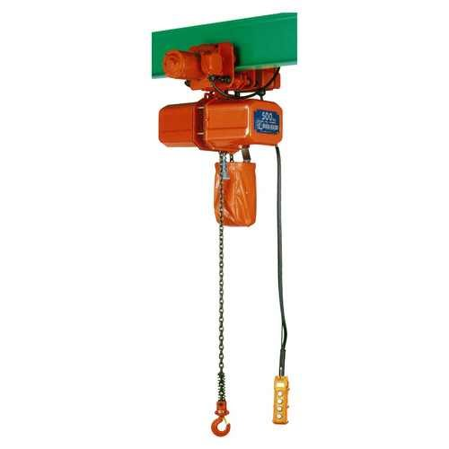 ECE4 Motorized Trolley Type Electric Chain Hoist