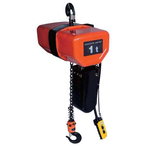 F H Series Single Speed 3 Phase Electric Chain Hoist