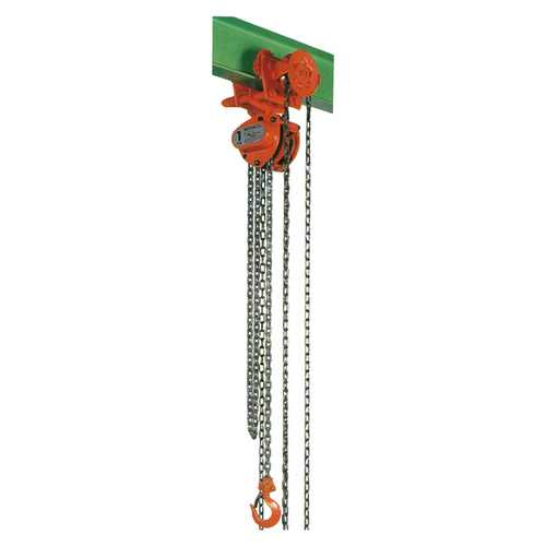 Hgb 50a Series Manual Chain Hoist Amp Trolley Hup Hong