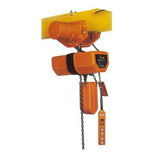 Motorized Trolley Electric Wire Rope Hoist Trolley