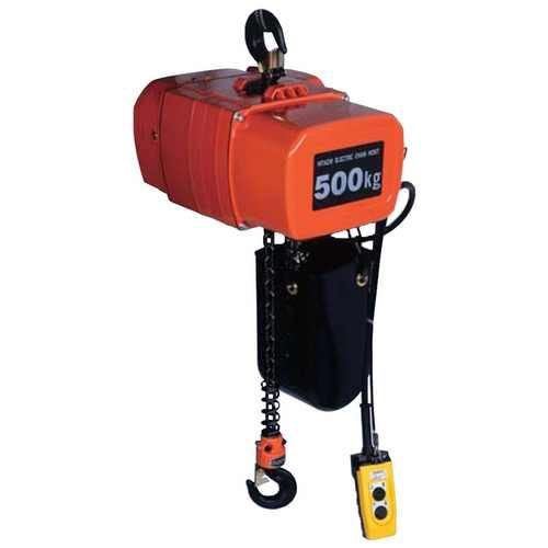 Hitachi Electric Chain Hoists Single Phase