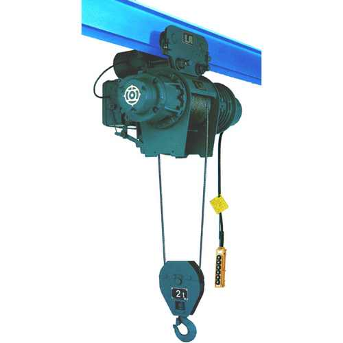 Hoist With Motorized Trolley Hup Hong Machinery