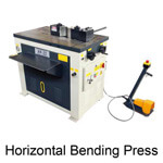 Horizontal Bending Press
