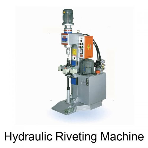 Hydraulic Orbital Riveting Machine