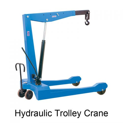Hydraulic Trolley Crane