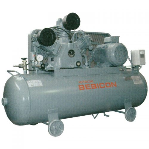 Bebicon Horizontal Air Compressor (Automatic Unloader Type)