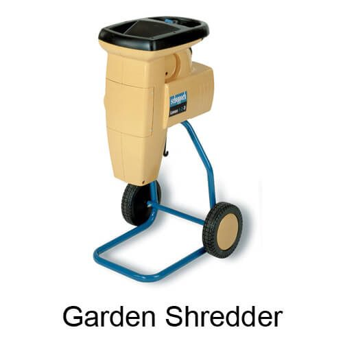 Garden Shredder