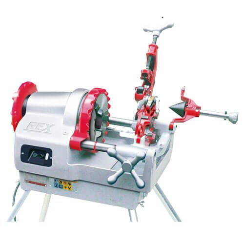 NP80A 3″ Pipe Threading Machine