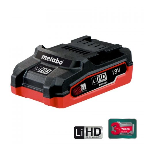 BATTERY PACK LIHD 18 V - 3.1 AH 1