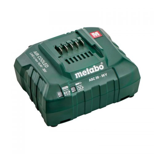 METABO Battery Charger ASC 30-36 V