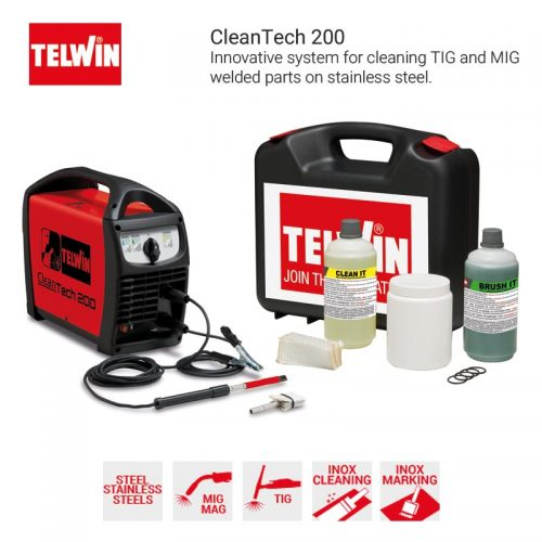 CLEANTECH 200 Welding Cleaning Kit