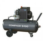 COMPACK screw air compressor