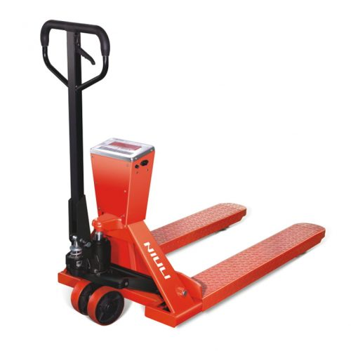 CBY-CW Pallet Truck with Weighting Scale