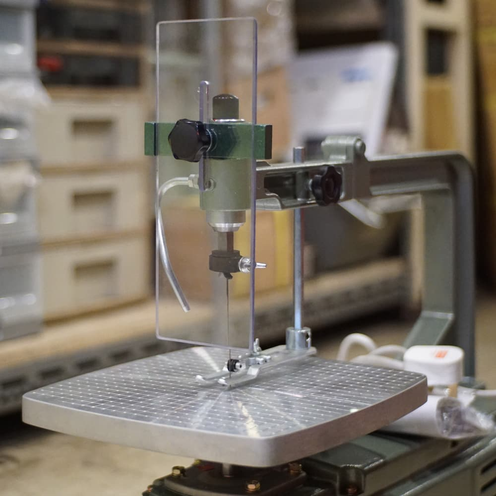 Safety Guard for Scroll Saw 5