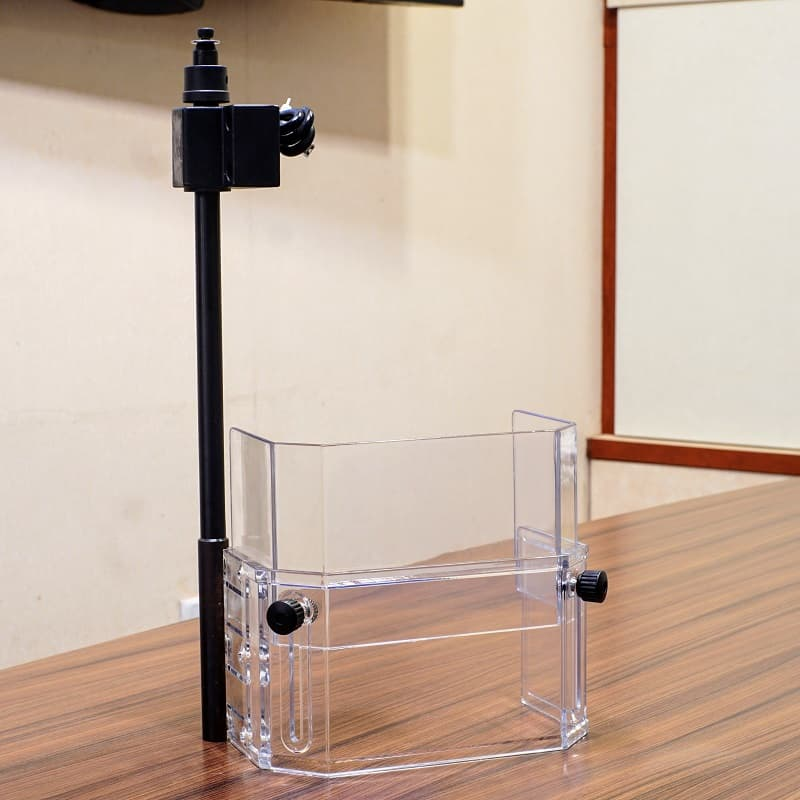 Adjustable height (double layer only)