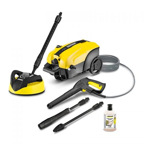 K 4 Silent Home Pressure Washer