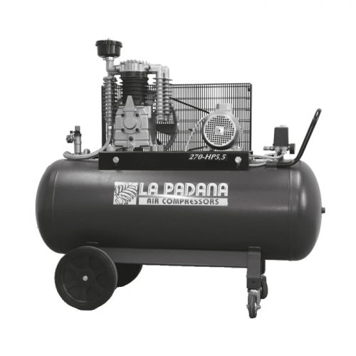 PR 270/5.5T Oil Lubricated Compressor
