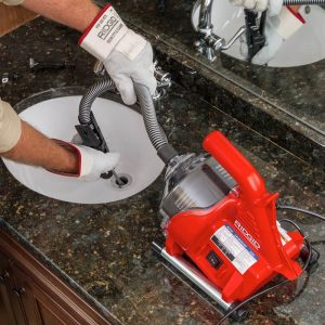 Effortlessly Remove Blockages with the New RIDGID PowerClear Drain Cleaner 6