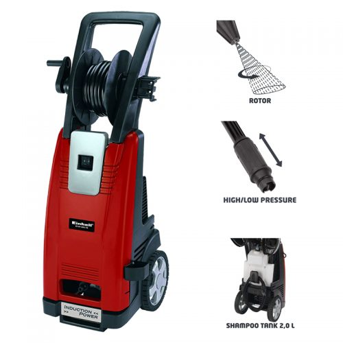 RT-HP 1855 TR High Pressure Cleaner