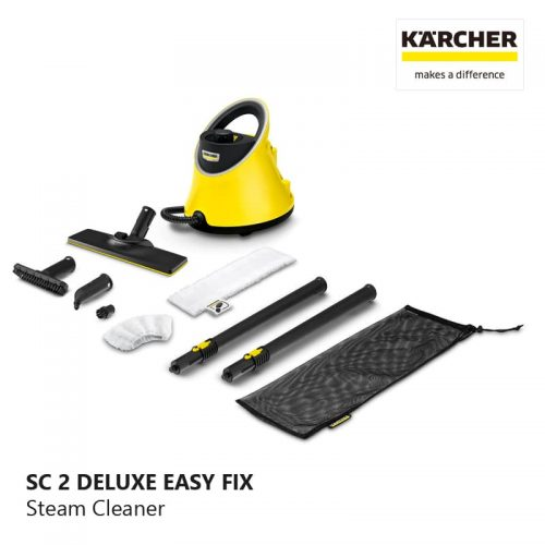 SC 2 Deluxe EasyFix Steam Cleaner