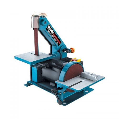AS135 Disc and Vertical Belt Sander