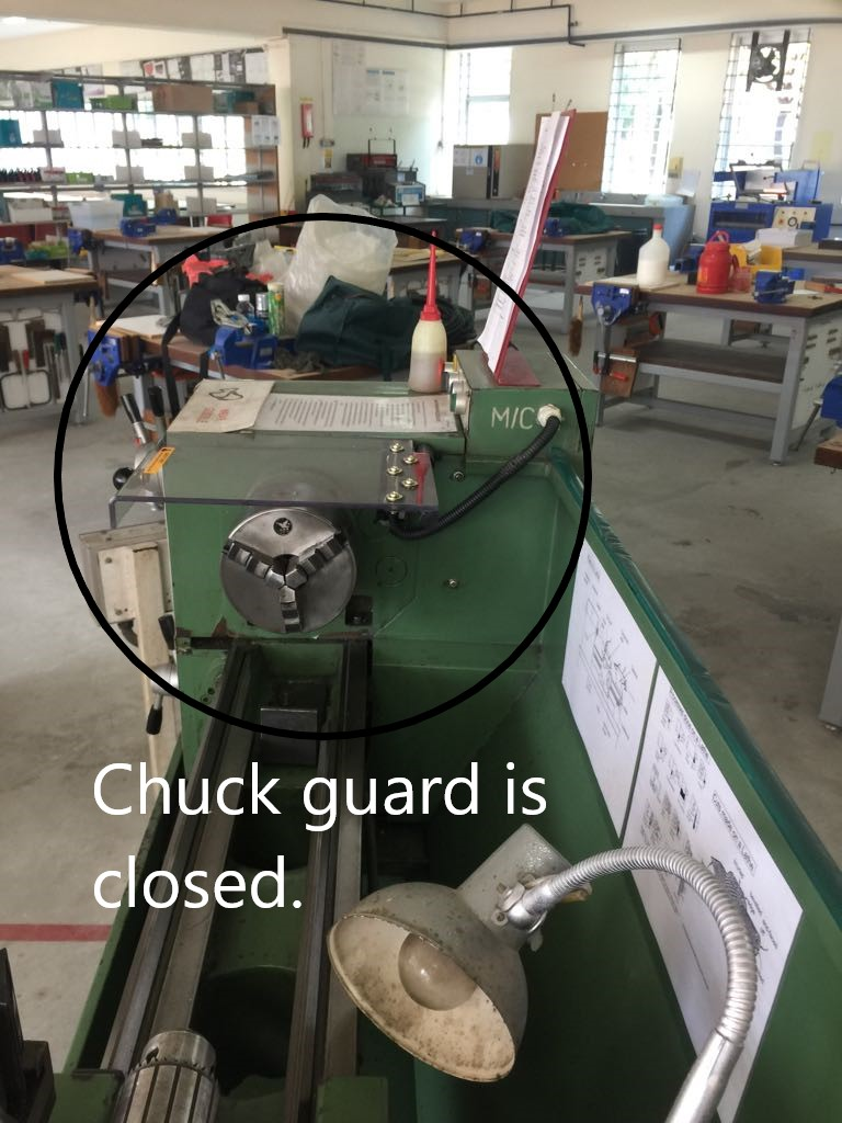 Go Home Safely, Prevent Injury with Safety Guards for Machines 13