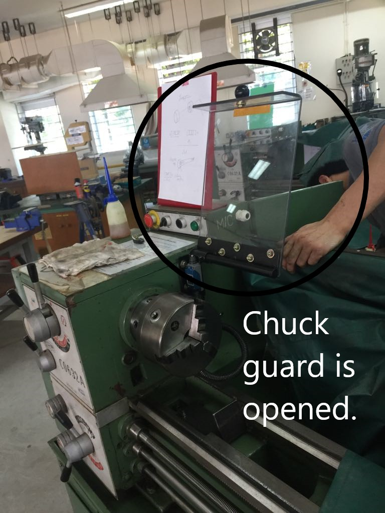Go Home Safely, Prevent Injury with Safety Guards for Machines 12