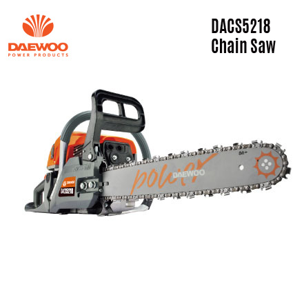 DACS5218 Gasoline Chainsaw
