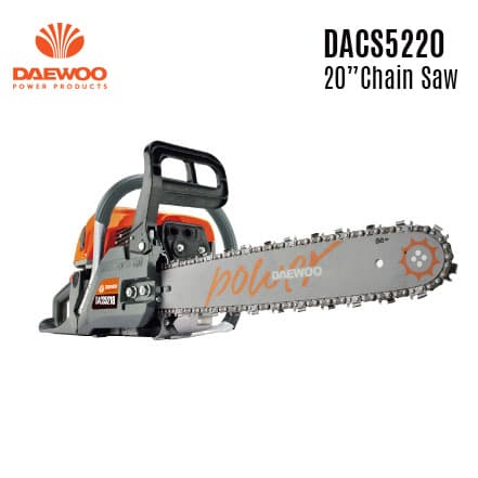 DACS5220 Gasoline Chainsaw