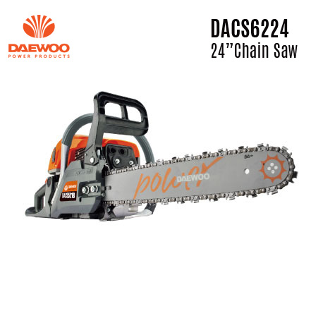 DACS6224 Gasoline Chainsaw