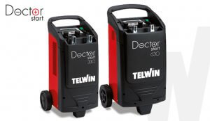 Introducing Telwin Doctor Start: the Doctor for starting that takes care of batteries