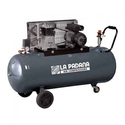 PR 100C/3T Belt Driven Oil-lubricated Air Compressor
