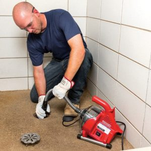 Effortlessly Remove Blockages with the New RIDGID PowerClear Drain Cleaner 5